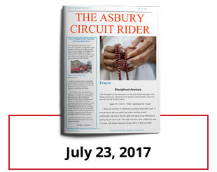 Circuit Rider 2017-07-23