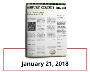 Circuit Rider 2018-01-21