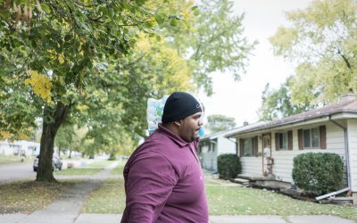 Meet the heroes who deliver water in Flint