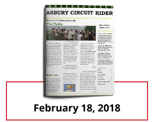 Circuit Rider 2018-02-18