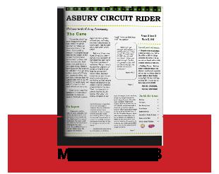 Circuit Rider 2018-03-25