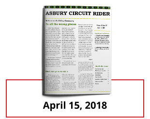 Circuit Rider 2018-04-15