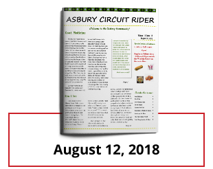 Circuit Rider 2018-08-12