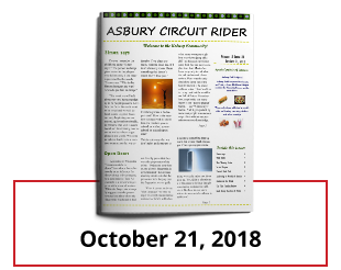 Circuit Rider 2018-10-21