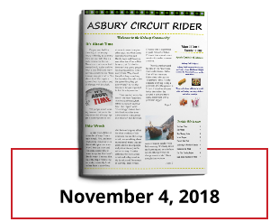 Circuit Rider 2018-11-04