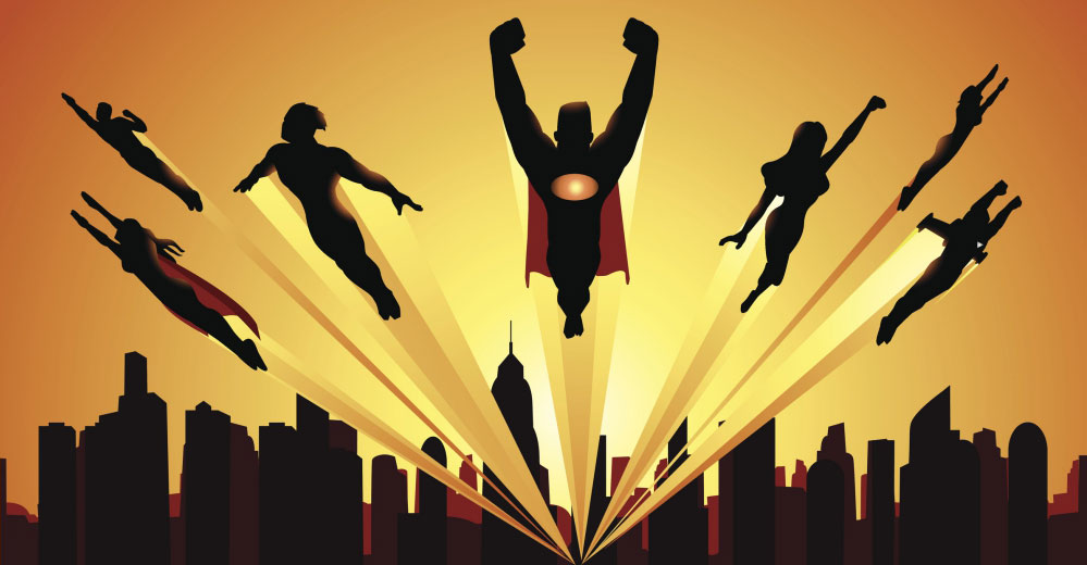 Superpower: Join the faith hall of fame