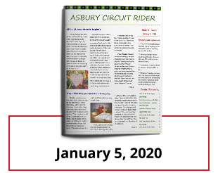 Circuit Rider 2020-01-05