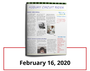 Circuit Rider 2020-02-16