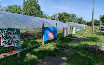 Asbury Farms Connects Neighbors While Producing Fresh Local Food for its Flint Community