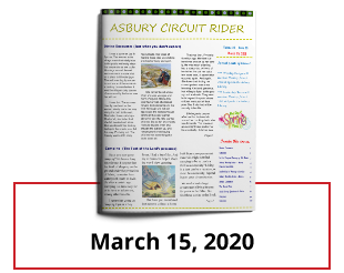 Circuit Rider 2020-03-15