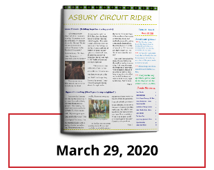 Circuit Rider 2020-03-29