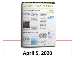Circuit Rider 2020-04-05