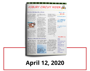 Circuit Rider 2020-04-12
