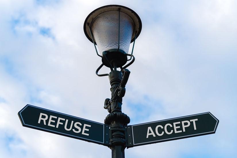 Acceptance: Let go and let God