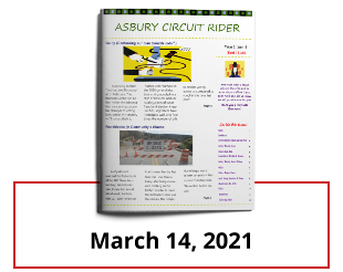 Circuit Rider 2021-03-14