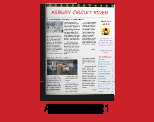 Circuit Rider 2021-04-18