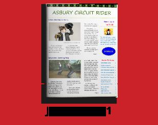 Circuit Rider 2021-06-20